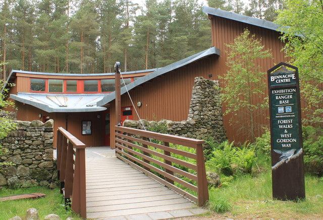 bennachie-visitor-centre