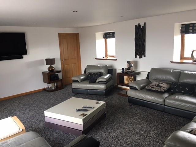 Alternative view of main living room