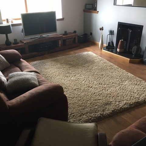 Cosy second living room